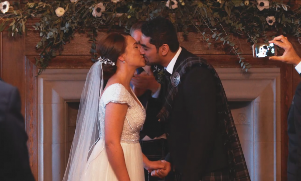 Alison & Hussain Rowallan Castle Wedding Video