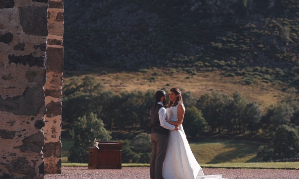 Kelsey & Jordan Forter Castle Wedding Video