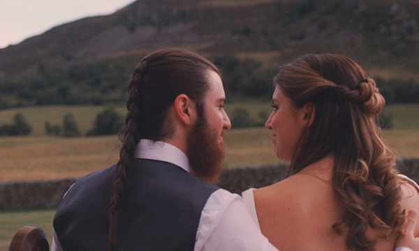 Kelsey & Jordan Forter Castle Wedding Video Scotland.