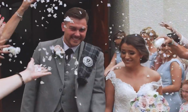 Louise & Gary Balbirnie House Hotel Wedding Film