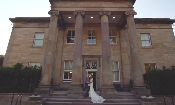 Louise & Gary Balbirnie House Hotel Wedding Video