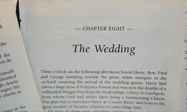 Nat & Dan Edinburgh Castle Wedding Film Love Potion