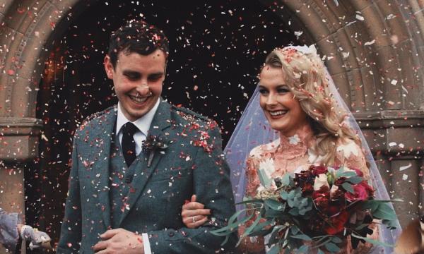 Natalie & Alistair Carlowrie Castle Wedding Film Edinburgh