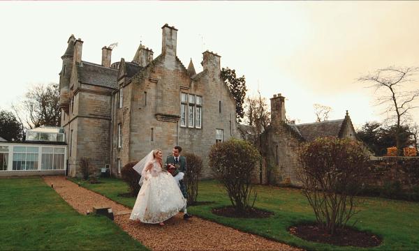 Natalie & Alistair Carlowrie Castle Wedding Video