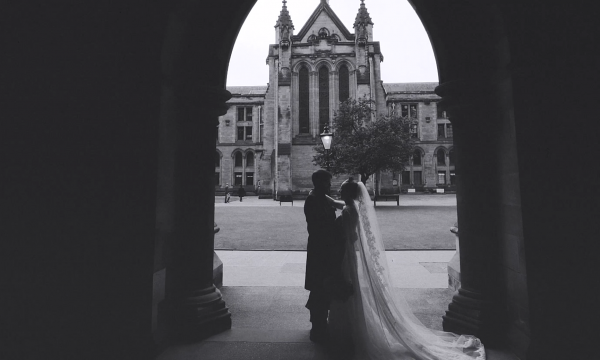 Sam & William Glasgow University Wedding Video Glasgow