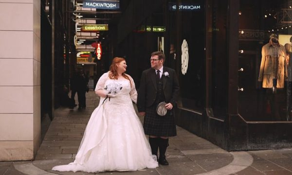 29 Glasgow Wedding Glasgow City Centre Wedding Nicola Steven.