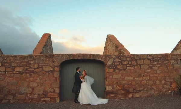 Cow Shed Wedding Film Crail Catherine Duncan