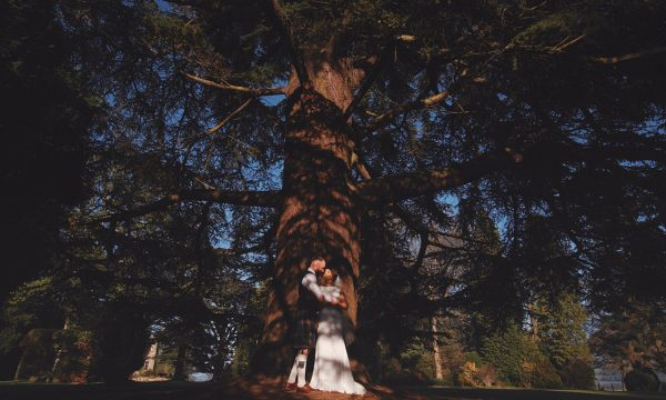 Gaynor & Neil Errol Park Wedding Film Scotland