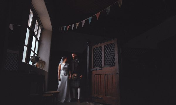 Gaynor & Neil Errol Park Wedding Video Scotland