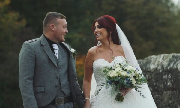 Brig O Doon Wedding Film Scotland - Claire Greig