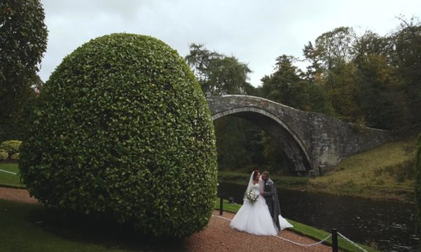Brig O Doon Wedding Video Scotland - Claire Greig