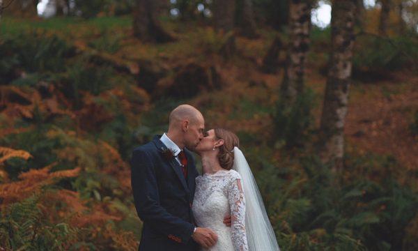 Comrie Croft Wedding Film Scotland - DIY Wedding Scotland - Amy Andrew