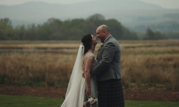 High Wards Estate Wedding Film Scotland