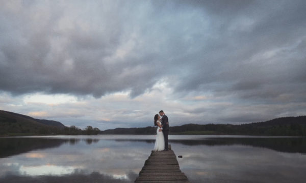 Kinlochard Village Hall Wedding Loch Ard