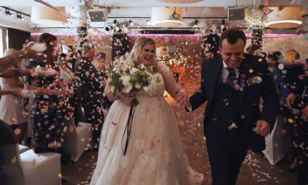 29 Glasgow Wedding Videographer - Bethany & Daniel