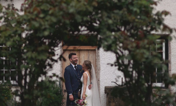 Logie House Wedding Videographer Aberdeen - Lisa & Tom