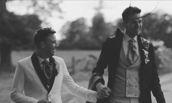 Myres Castle Wedding Film Scotland - Graeme & Gareth