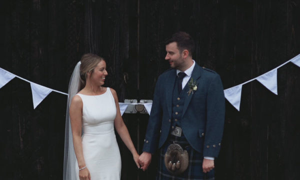 Wedding Videographer Aberdeen - Lisa & Tom