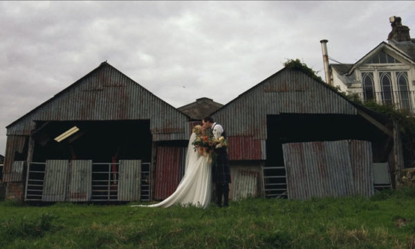 The Tin Shed Wedding - DIY Wedding Scotland - Sophie & David