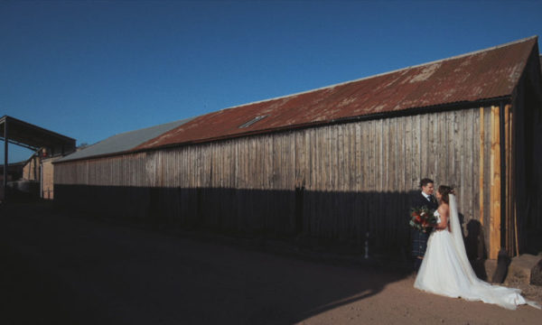 Bachilton Barn Wedding Videographer Scotland UK - Zander + Rachel - Eleven Six Films