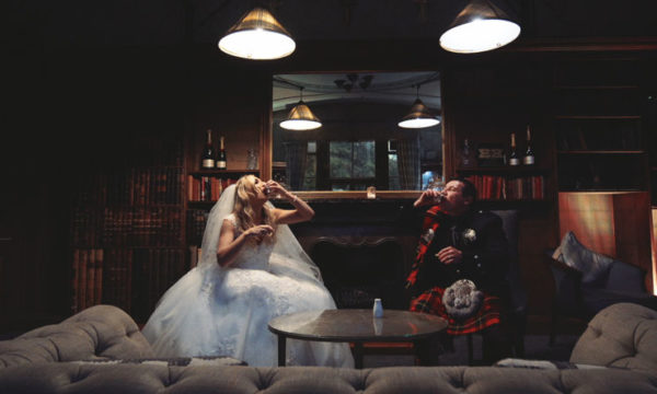 Balbirnie House Hotel Alternative Wedding Videographer Scotland - Ross & Martina - Eleven Six Films