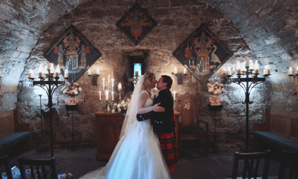 Balgonie Castle Alternative Wedding Videographer Scotland - Ross & Martina - Eleven Six Films