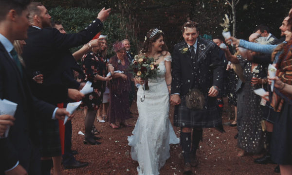Brig o Doon Wedding Film Scotland - Zara + Sam - Eleven Six Films