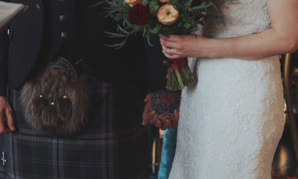 Brig o Doon Wedding Videographer Scotland UK - Zara + Sam - Eleven Six Films