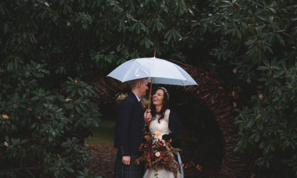Byre at Inchyra Alternative Wedding Videographer Scotland - Louise & Simon - Eleven Six Films