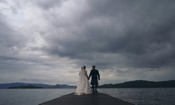 Cruin Alternative Wedding Videographer Loch Lomond Scotland - Natalie + Stephen - Eleven Six Films