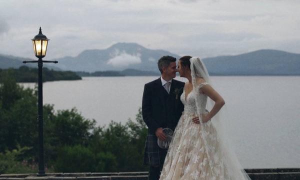 Cruin Wedding Videographer Loch Lomond Scotland - Natalie + Stephen - Eleven Six Films