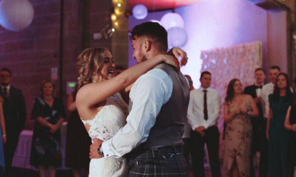 Errol Park Alternative Wedding Videographer Scotland - Jen + Callum - Eleven Six Films