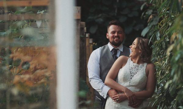Errol Park Alternative Wedding Videographer UK - Jen + Callum - Eleven Six Films