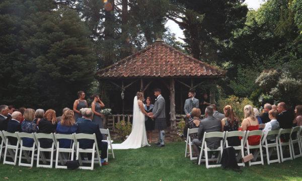 Errol Park Wedding Videographer Scotland - Jen + Callum - Eleven Six Films