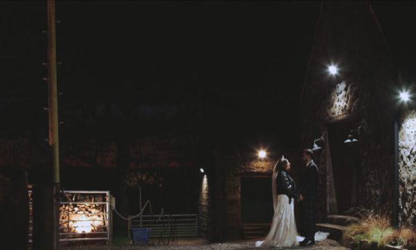 Harelaw Farm Alternative Wedding Videographer Hayley & Sam - Eleven Six Films