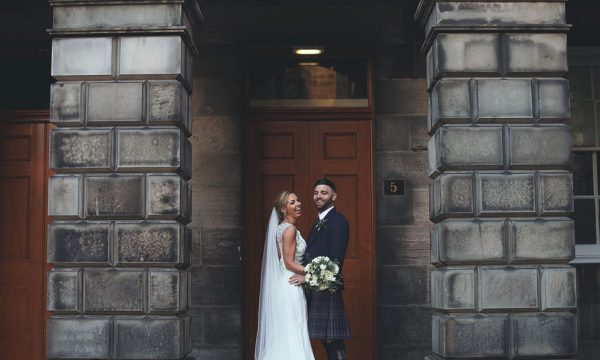 Principal Hotel Alternative Wedding Videographer Scotland - Kirsten Ryan