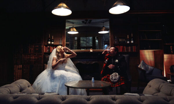 Alternative Elopement Videographer Scotland
